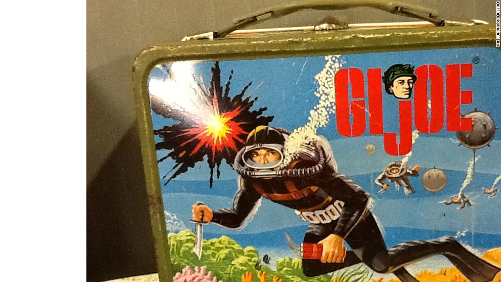 Thermos delivered this G.I. Joe lunchbox in 1967.