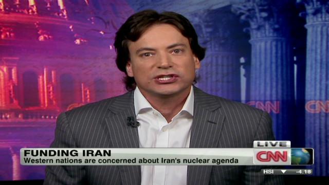Closing U-turn loophole funding Iran