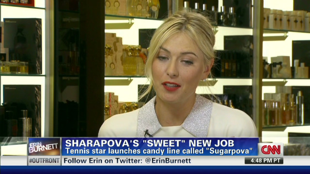 Maria Sharapova, on and off the court