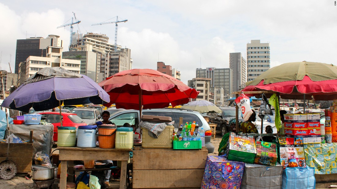 Lagos is Nigeria's most populous city as well as its commercial capital. But overpopulation contributed to it being the fourth least livable city in 2015.