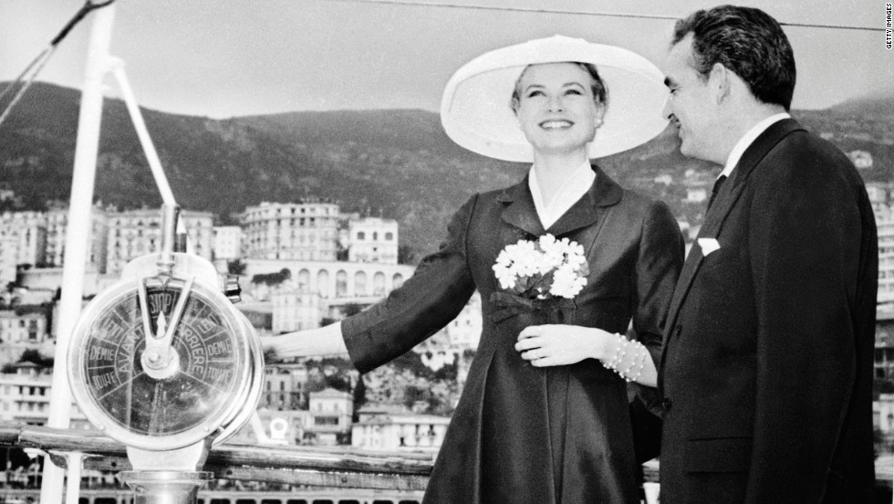 When American screen star Grace Kelly married Prince Rainier III of Monaco in 1956, newspapers were filled with images of the glamorous couple honeymooning on board their 44-meter yacht -- given to them by Greek shipping merchant Aristotle Onassis. The boat was named M/Y Grace, after her highness.