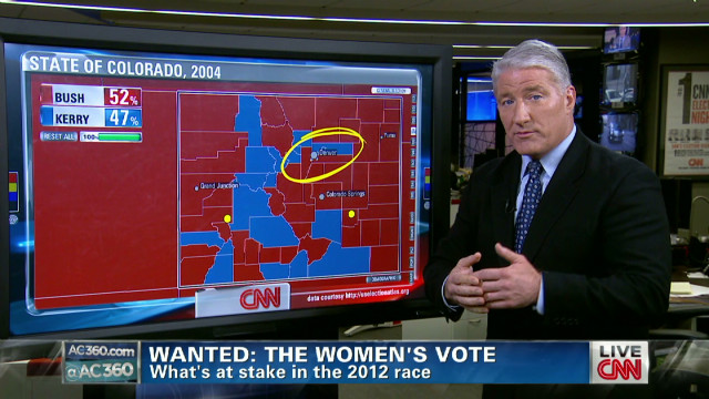 Wanted: The women's vote