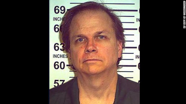 Mark David Chapman was denied parole on Thursday for the seventh time.