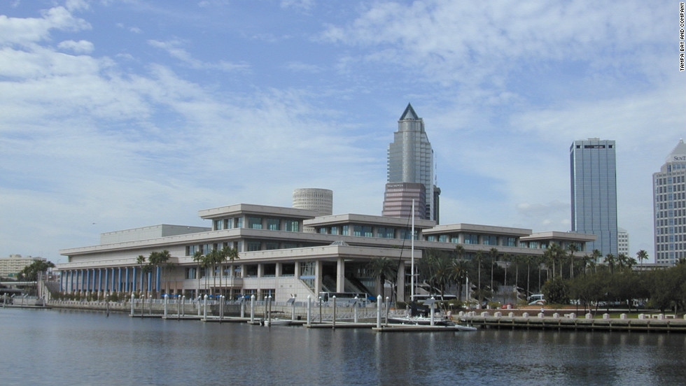 While delegates will surely have fun at the Tampa Convention Center during the Republican National Convention August 27-30, there's lots to do beyond the convention.