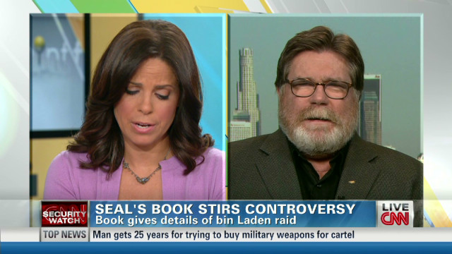 Navy SEAL tells all in unauthorized book