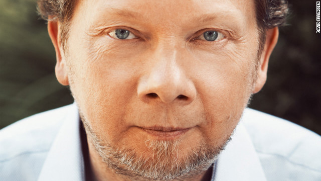 "Eckhart Tolle, author of ""The Power of Now,"" explores new kinds of clarity at life's crossroads."