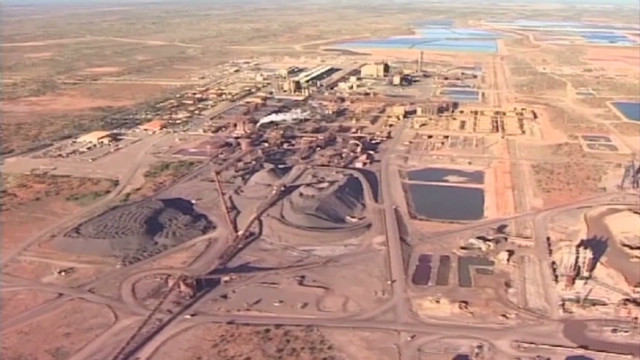BHP shelves Olympic Dam expansion