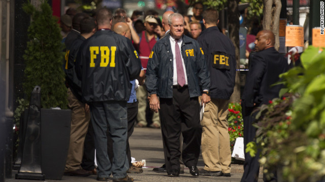 NYPD names gunman; co-worker targeted
