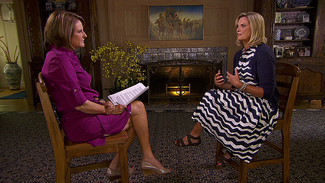 Ann Romney opens up about MS experience _00005810