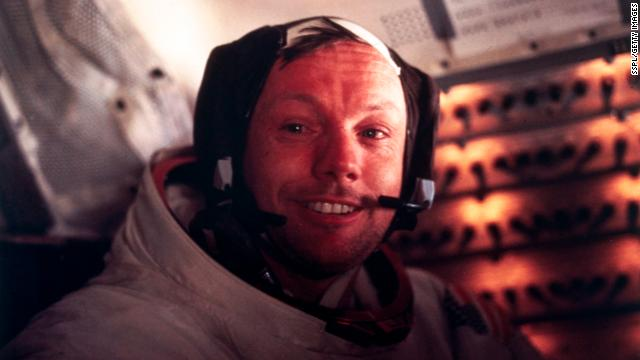 John Glenn: Armstrong dared greatly