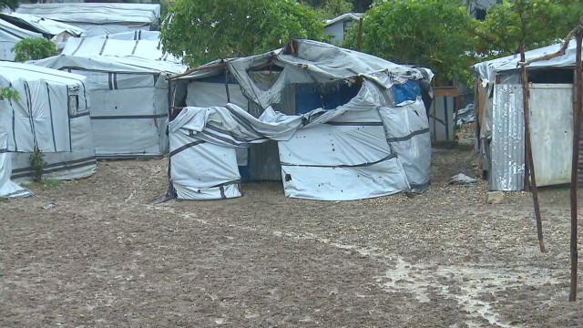 Isaac hits Port-au-Prince