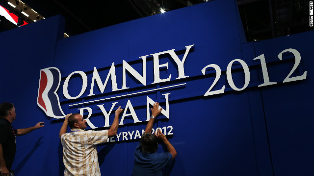 The 2012 Republican National Convention is the second Republican Convention in a row cut short by a storm.