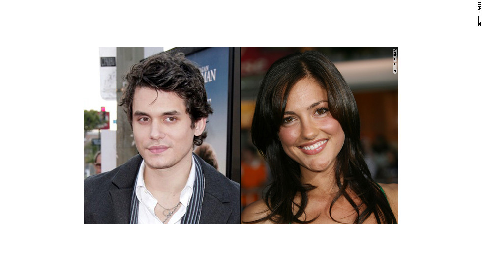 "Mayer reportedly dated Minka Kelly in 2007, <a href=""http://www.justjared.com/2007/10/01/minka-kelly-john-mayer/all-comments/"" target=""_blank"">as the two were seen strolling hand in hand</a>. The actress has since been romantically linked to Derek Jeter and Wilmer Valderrama."
