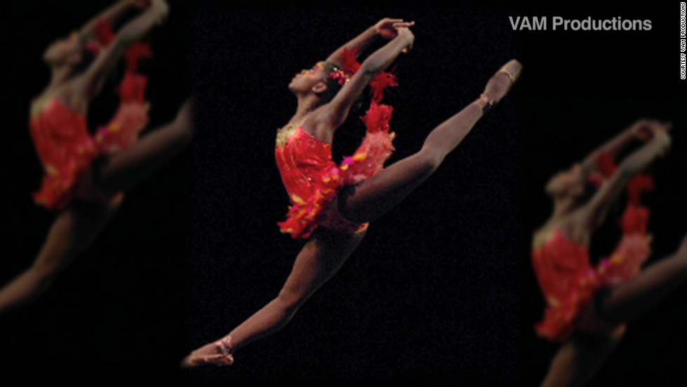 "Three years ago, DePrince participated in the youth America Grand Prix, the biggest ballet competition in the world, where she won a scholarship. She also became the subject of ""First Position,"" an award-winning documentary about the competitive contest."