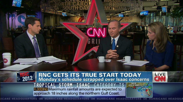 RNC gets its true start today