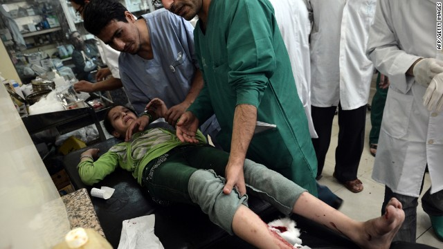 Syrian war causes health care crisis