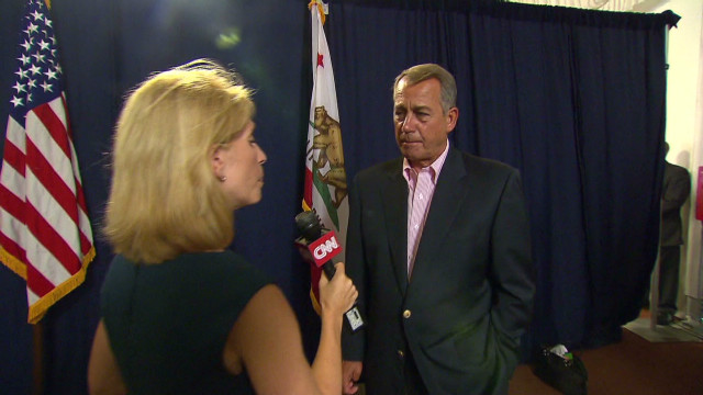 Boehner: Romney to 'reintroduce' himself