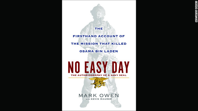 Book reveals Navy SEALs on Ambien