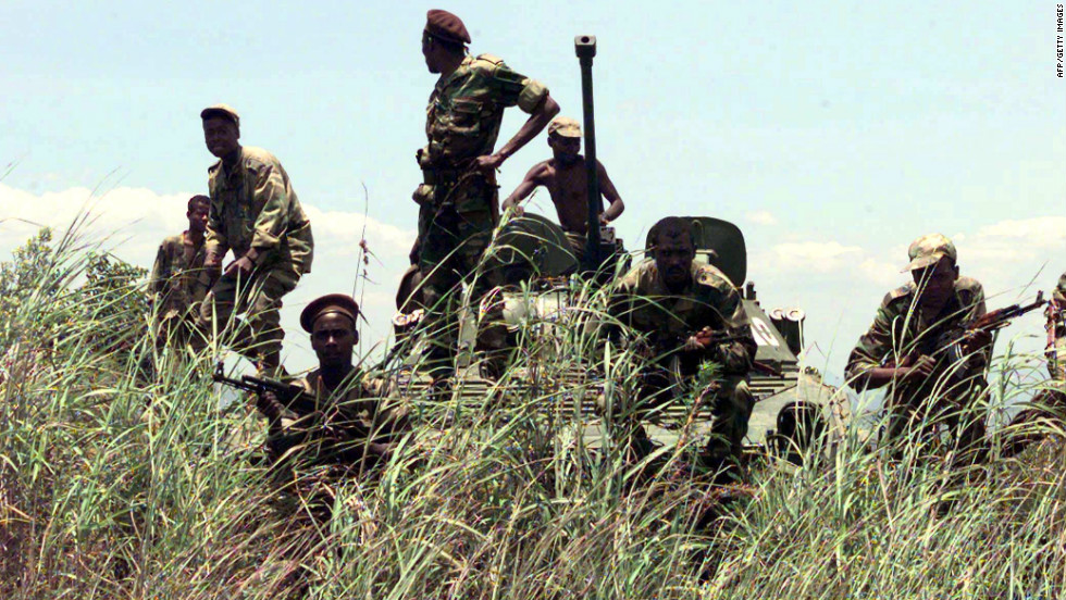 The war ended officially in 2002 when a peace deal was signed following  the death of UNITA leader Jonas Savimbi.