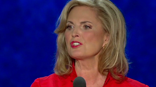 Ann Romney: Mitt wasn't handed success