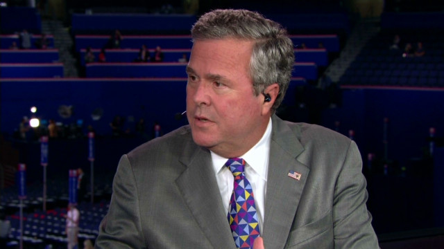 Bush: GOP 'acting stupid' about Latinos