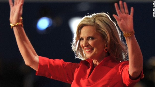 """His name is Mitt Romney, and you really should get to know him,"" Ann Romney said in her primetime convention speech."
