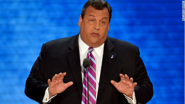 Christie defends his RNC speech