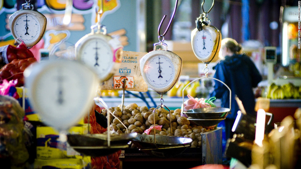 Check out Queen Victoria Market or the smaller South Melbourne Market to search stalls piled high with food and treasures.
