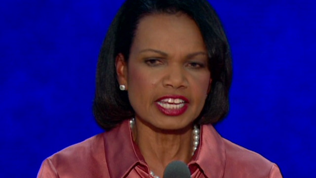 Rice: Education is civil rights issue