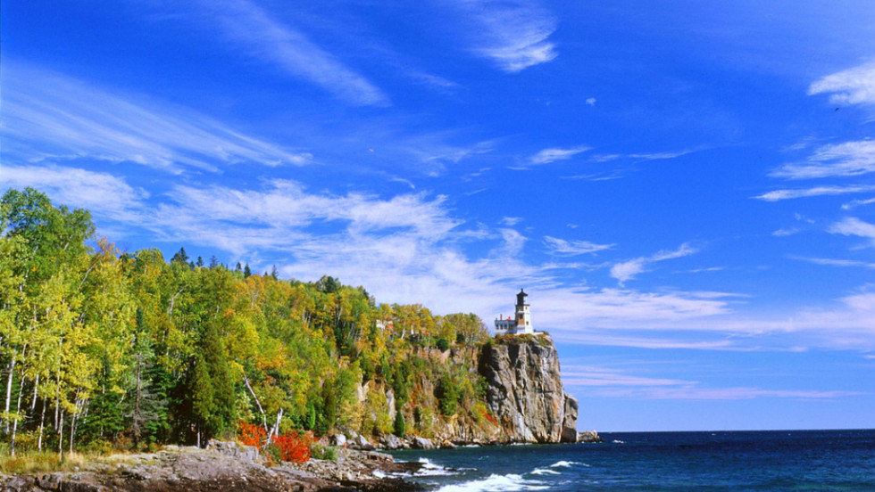 There's plenty of room for fish to thrive in Lake Superior, which has shores in Michigan, Wisconsin, Minnesota and Ontario, Canada.