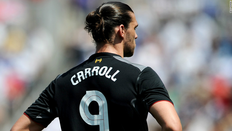 Liverpool bought  Andy Carroll to replace Torres, but the former Newcastle striker found himself out in the cold at Anfield under new manager Brendan Rodgers last summer and is now on loan at Premier League rivals West Ham.