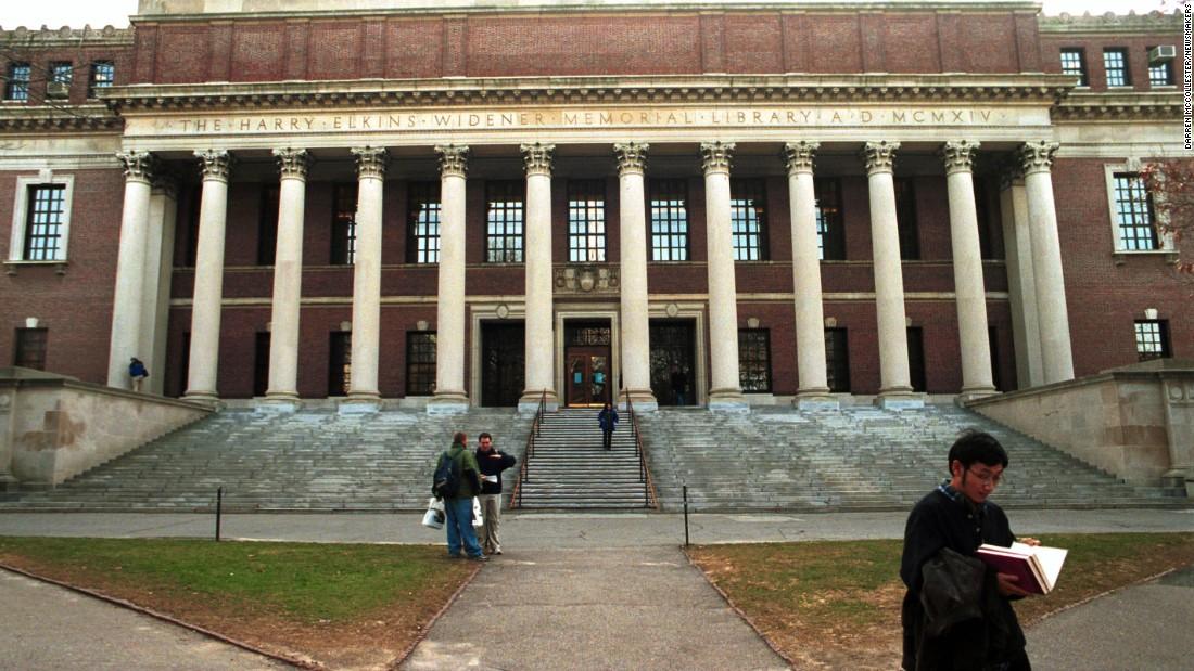 Essay for harvard university