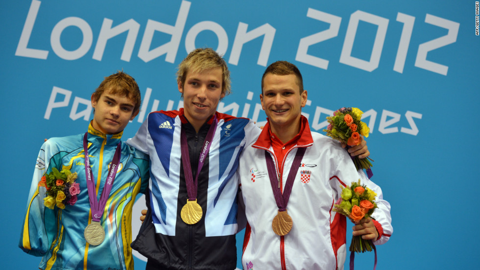"Britain's gold medalist Jonathan Fox looked ""more able"" outside the pool than his swimming rivals, according to former Canadian Paralympic middle-distance runner David Howe, who is now an academic."