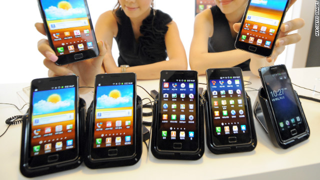 Samsung's Galaxy S2 was one of the devices Apple targeted in its latest lawsuit in Japan.