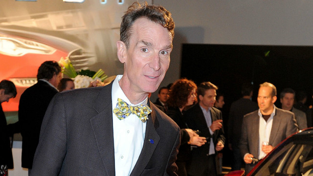 Bill Nye at Tesla