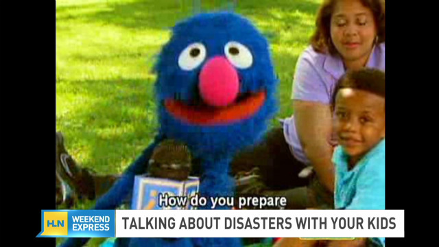 How to teach kids about disasters