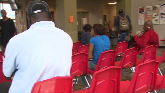 DNC spotlights N.C. homeless problem