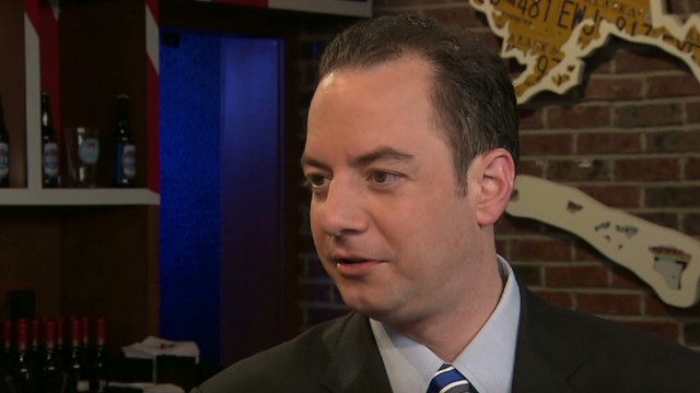 Priebus: President Clinton will help GOP