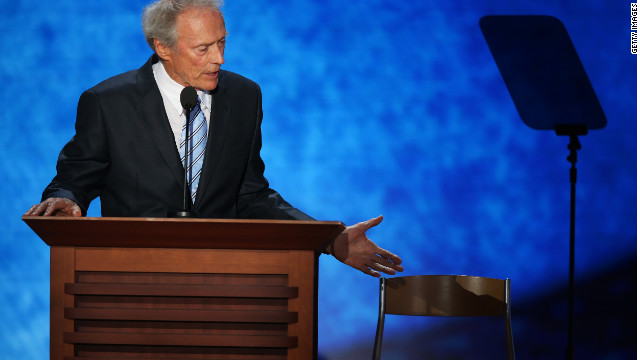 John Avlon says Clint Eastwood's empty chair was a symbol of what's wrong with political debate in America.