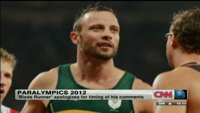 pistorius apologizes paralympic rosthetic limb_00004422