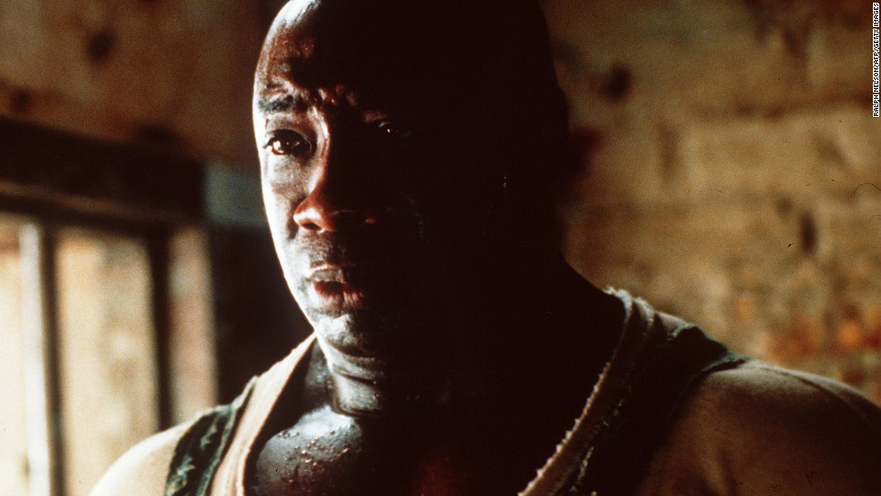 "Duncan earned an Oscar nomination for best supporting actor in 1999 for his role as John Coffey in ""The Green Mile."""