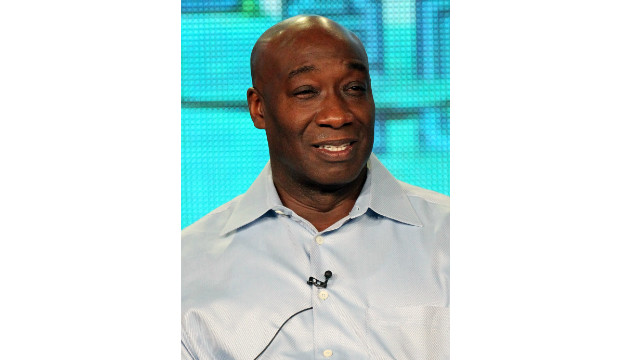2006: Michael Clarke Duncan on health