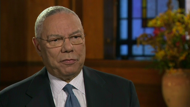 Powell: The art of being a good leader