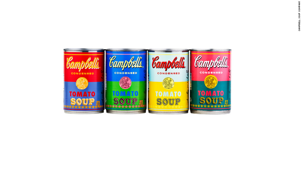 "Andy Warhol once famously stated, ""Pop art is for everyone."""