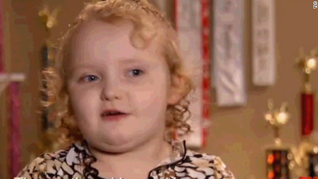 Honey Boo Boo endorses 'Mo rock Obama'