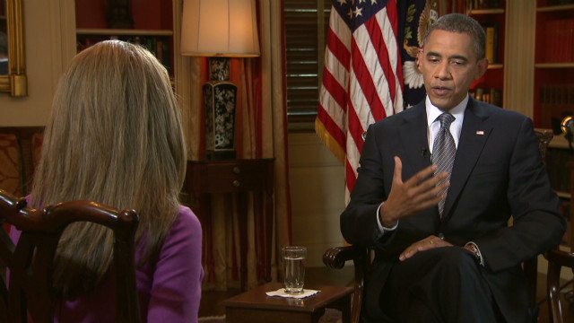 Obama reflects on drone warfare use