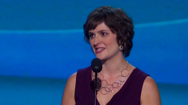 Watch Sandra Fluke's full speech