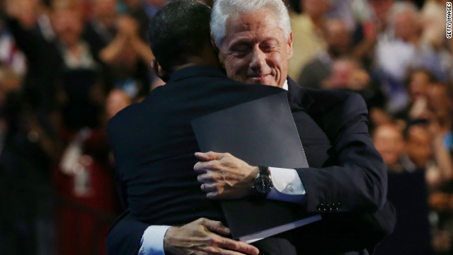 Watch Bill Clinton's full DNC speech