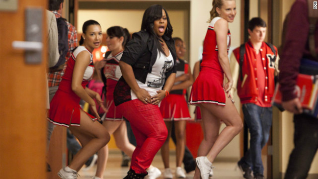 """Glee"" returns on Fox September 13."