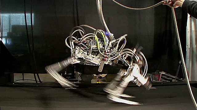 'Cheetah robot' faster than Usain Bolt